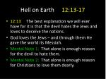 hell on earth 12 13 174