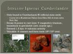 intrusive igneous cumberlandite
