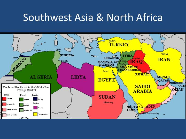 south west asia and north africa map Ppt Southwest Asia North Africa Powerpoint Presentation Free south west asia and north africa map