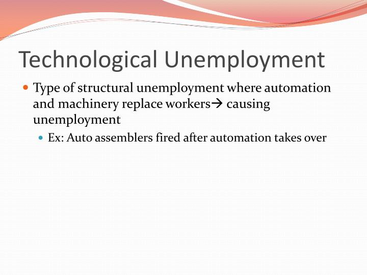 automation unemployment Australia must prepare for massive job losses due to automation june 16, 2015 233am edt david tuffley author david tuffley  decent unemployment benefits.