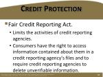 credit protection4