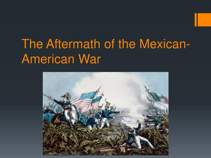 the causes and the effects of the mexican american war Causes included the texas revolution and subsequent annexation of the republic of texas by the united states as well as border disputes american expansionism played a role, the fact that mexico was unwilling to negotiate the sale of alta california and nuevo mexico, and slavery was always a part of the equation.