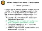 greater orlando ifma chapter cfm roundtable6