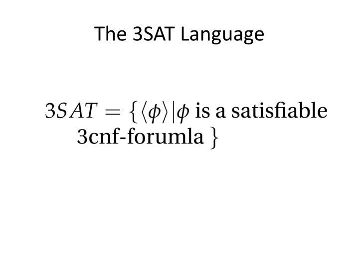The 3SAT