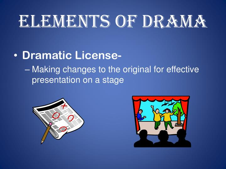 Ppt Elements Of Drama Powerpoint Presentation Id 2425807
