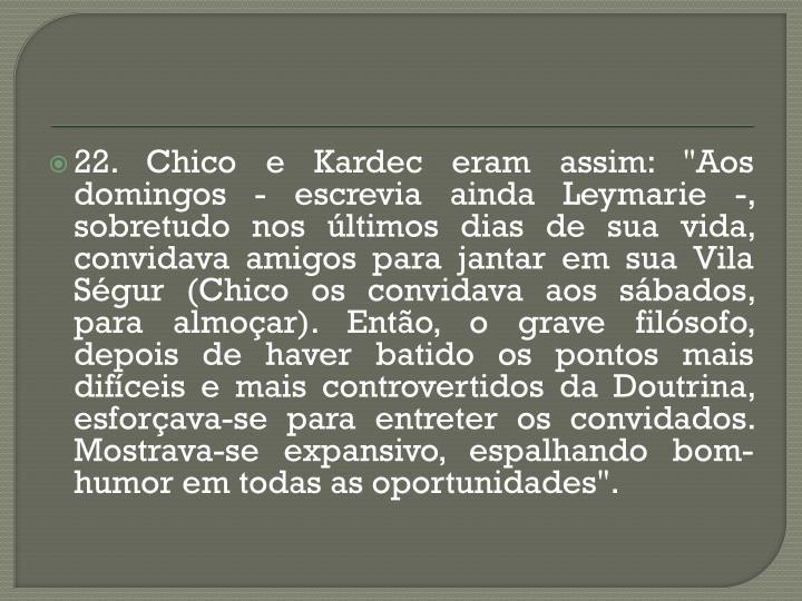 22. Chico
