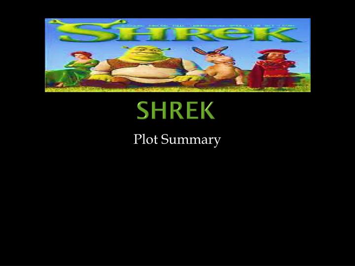 Ppt Shrek Powerpoint Presentation Free Download Id 2425922