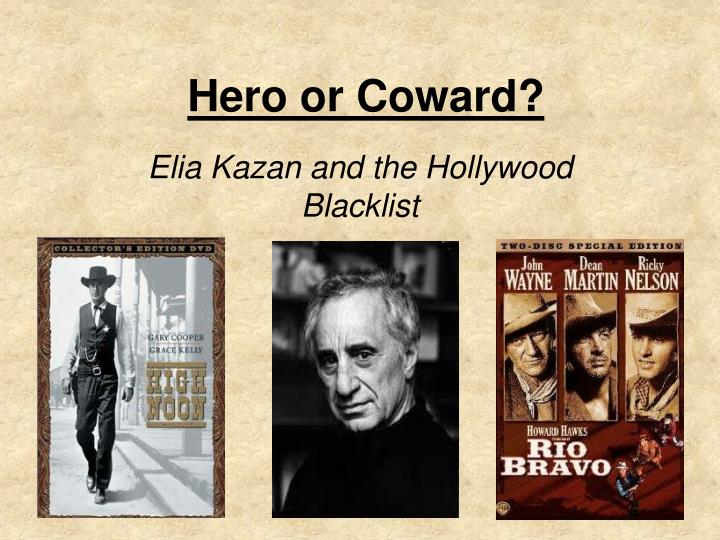 an act of heroism and cowardice essay