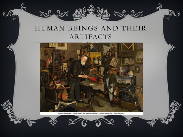 Human beings and their