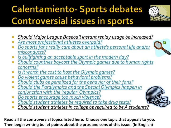 the controversial issue of overpaid athletes with lower education Chapter 5 d siegel athletics and education the union of athletics with educational institutions the yoking of athletics and education in the united states today has become so deeply intertwined that many of us assume that this relationship is perfectly harmonious and entirely appropriate.
