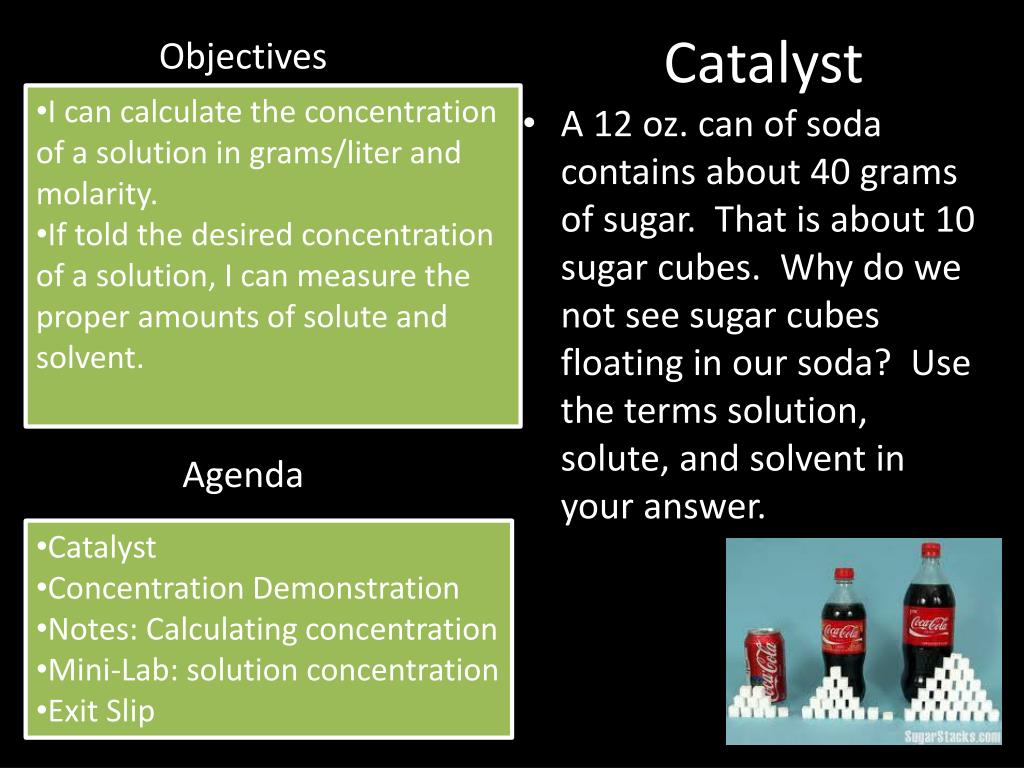PPT - Catalyst PowerPoint Presentation, free download - ID:2427812