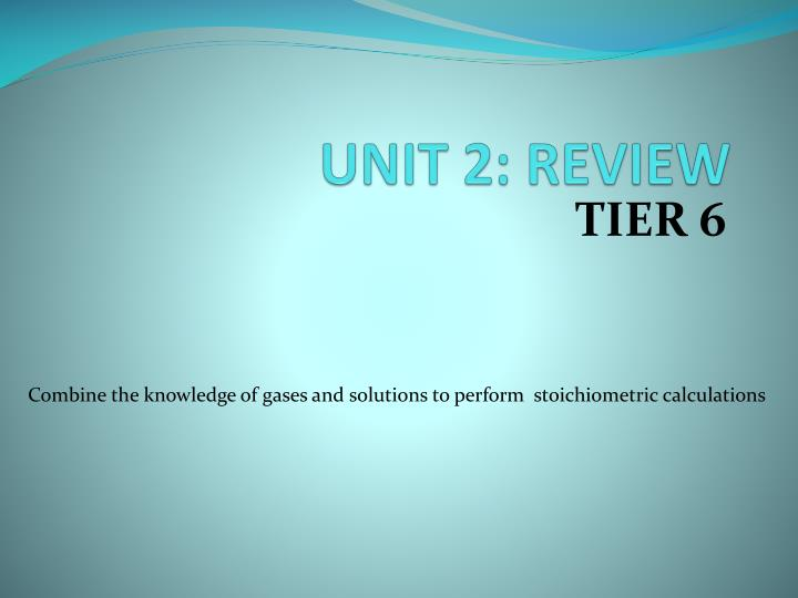 unit 2 review n.