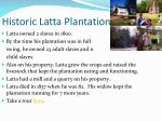 historic latta plantation1