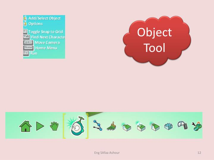 Object Tool