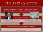 the u s takes action1
