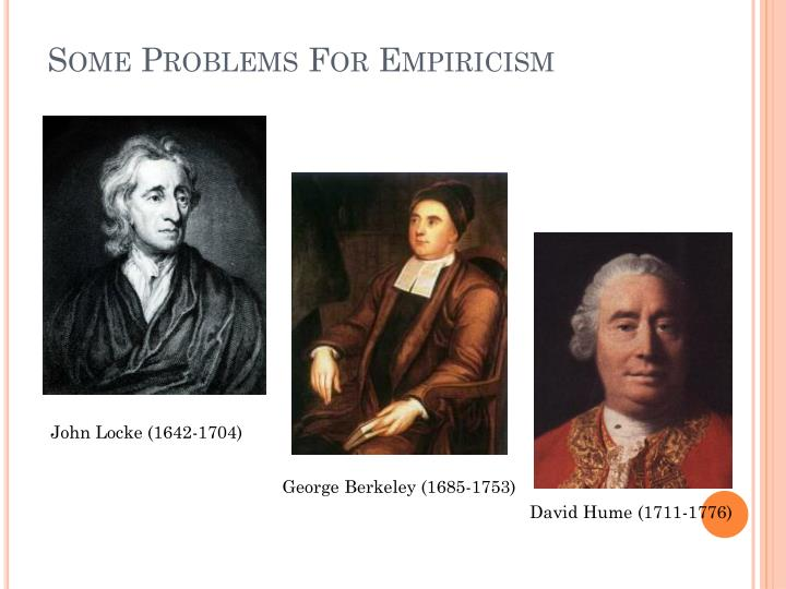 john lockes perception of epistemology and empiricism
