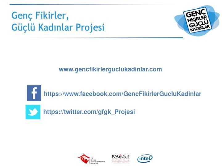 www.gencfikirlerguclukadinlar.com