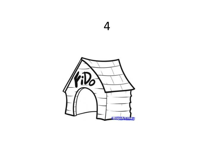 ppt - haw to draw a dog house powerpoint presentation