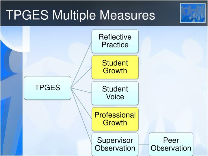 TPGES Multiple Measures