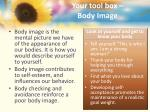 your tool box body image