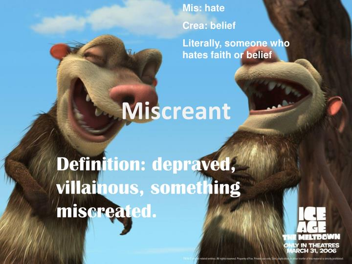 PPT - Misanthrope PowerPoint Presentation - ID:2431275