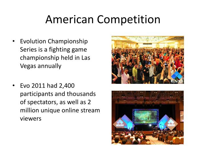 American Competition