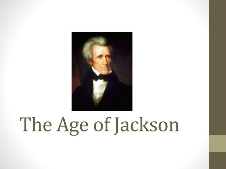 the age of jackson n.