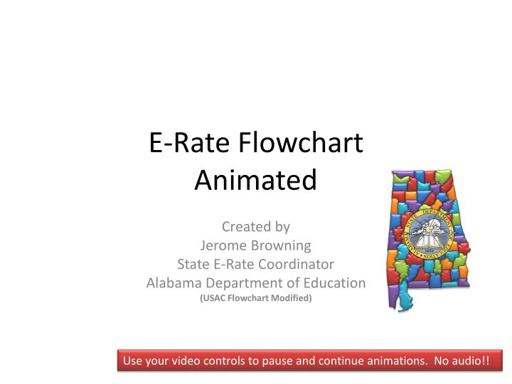 e rate flowchart animated n.