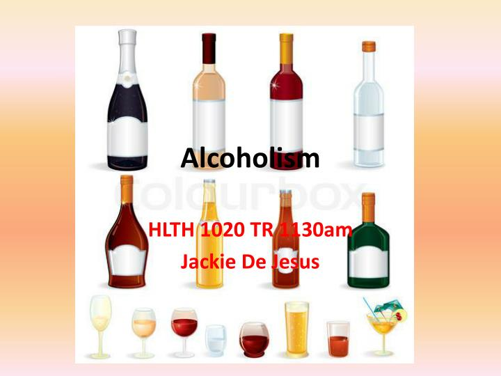 an introduction to the issue of alcoholism or alcohol dependence Phases of alcohol addiction and late-stage alcoholism there is widespread agreement within the scientific community that alcoholism is a progressive disease, in good part thanks to the work of the alcoholism researcher, em jellinek.