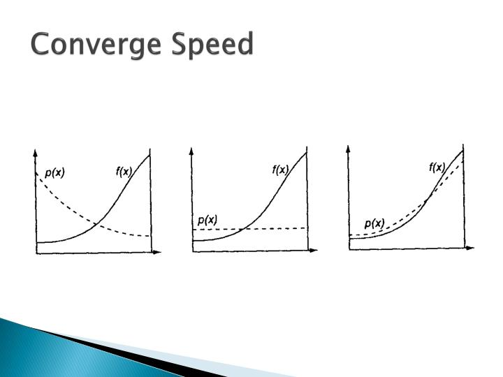 Converge Speed