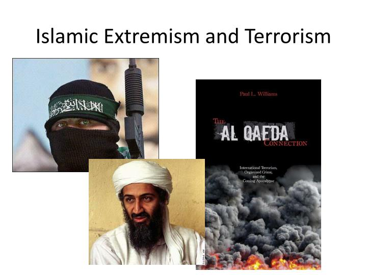 islamic extremism and terrorism n.