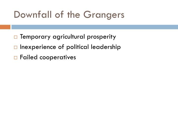 Downfall of the Grangers