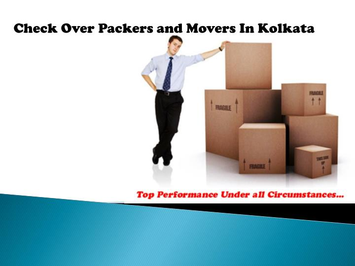 check over packers and movers in kolkata n.
