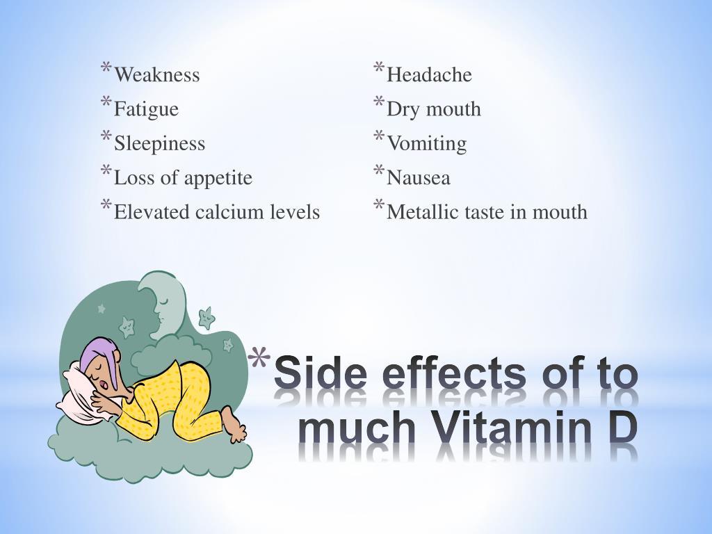 PPT - Vitamin D Unit 4 Kaplan University PowerPoint Presentation