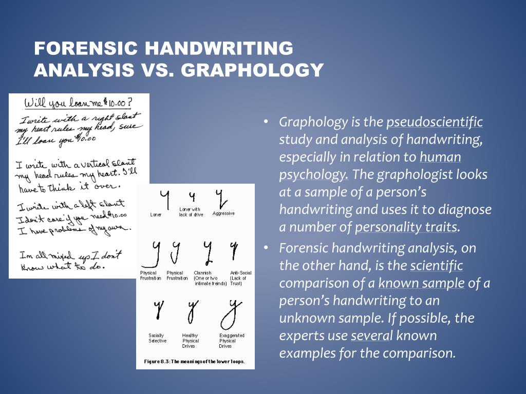Ppt Document And Handwriting Analysis Powerpoint Presentation Free Download Id 2435070