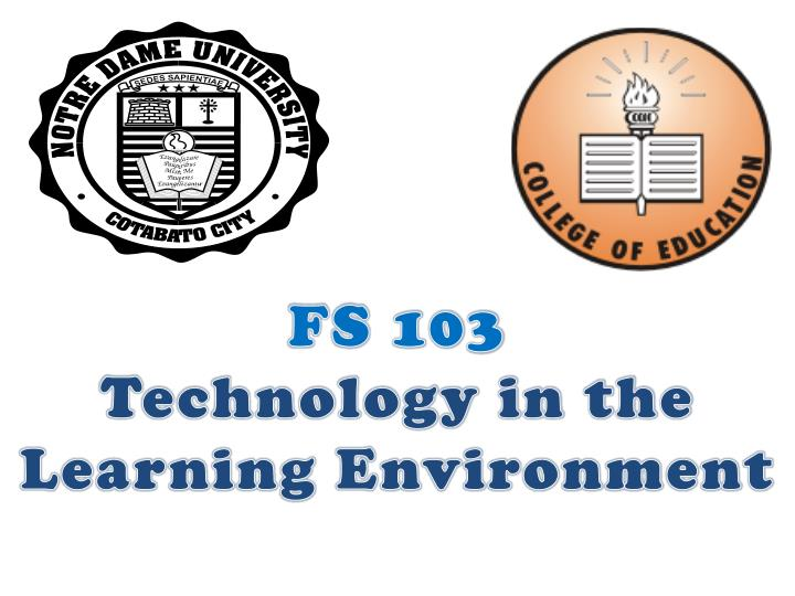 technology in the learning environment Faculty were asked in what type of learning environment they prefer to teach the findings from this question closely parallel those reported in the online teaching section, above, about the number of for-credit course sections of varying degrees of blendedness that faculty had taught in the past 12 months.