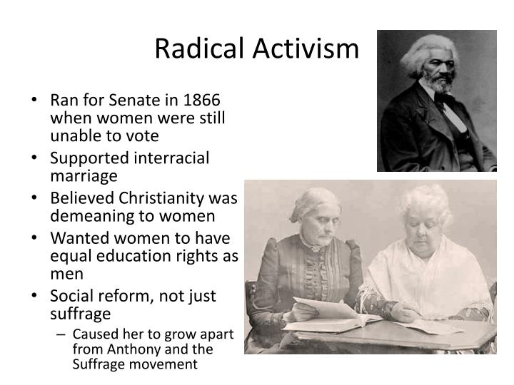 Radical Activism