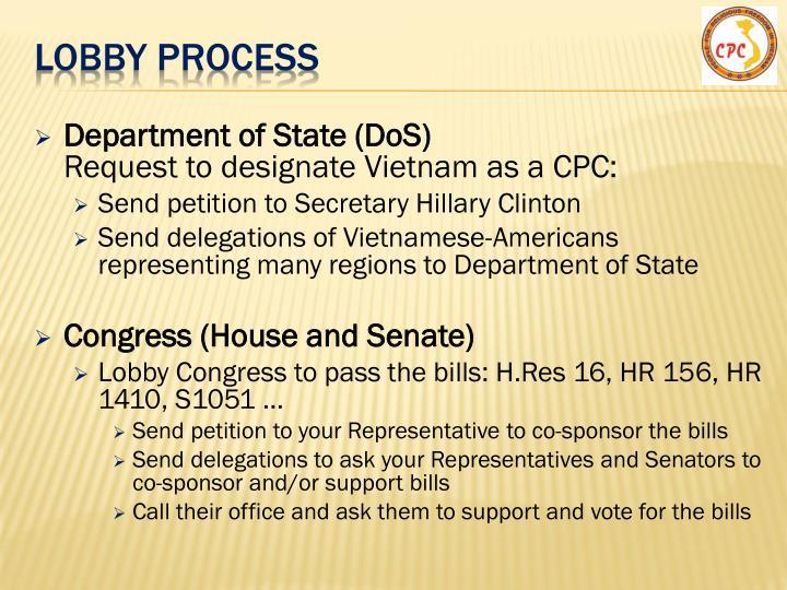 lobby process