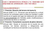 caso 3 beneficencia p blica vs tercero que adquiere de apoderado exp 7903 2006 02