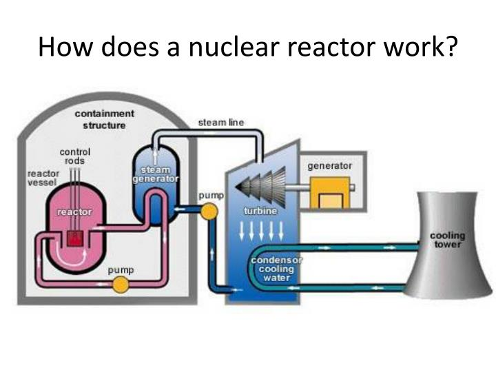 how does a nuclear reactor work n.