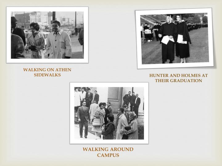 WALKING ON ATHEN SIDEWALKS
