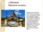 c m r sesti obiective turistice