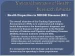 national institutes of health research awards14