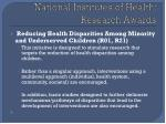national institutes of health research awards2