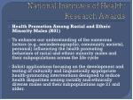 national institutes of health research awards4