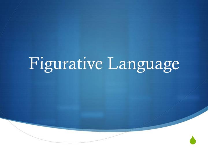 figurative language essays Figurative language figurative language is one of most widely used ways to convey tone to a reader, in the poem daddy by sylvia plath it is clear that she has perfected the use of figurative language to show the characters feelings towards her father sylvia plath uses in depth metaphors, great allusions.