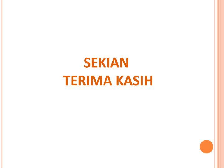 SEKIAN