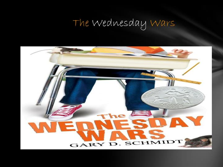 the wednesday wars n.