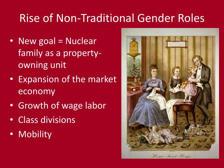 traditional gender roles Articulate your opinions about the fiercely debated subject of the importance of gender roles to society.