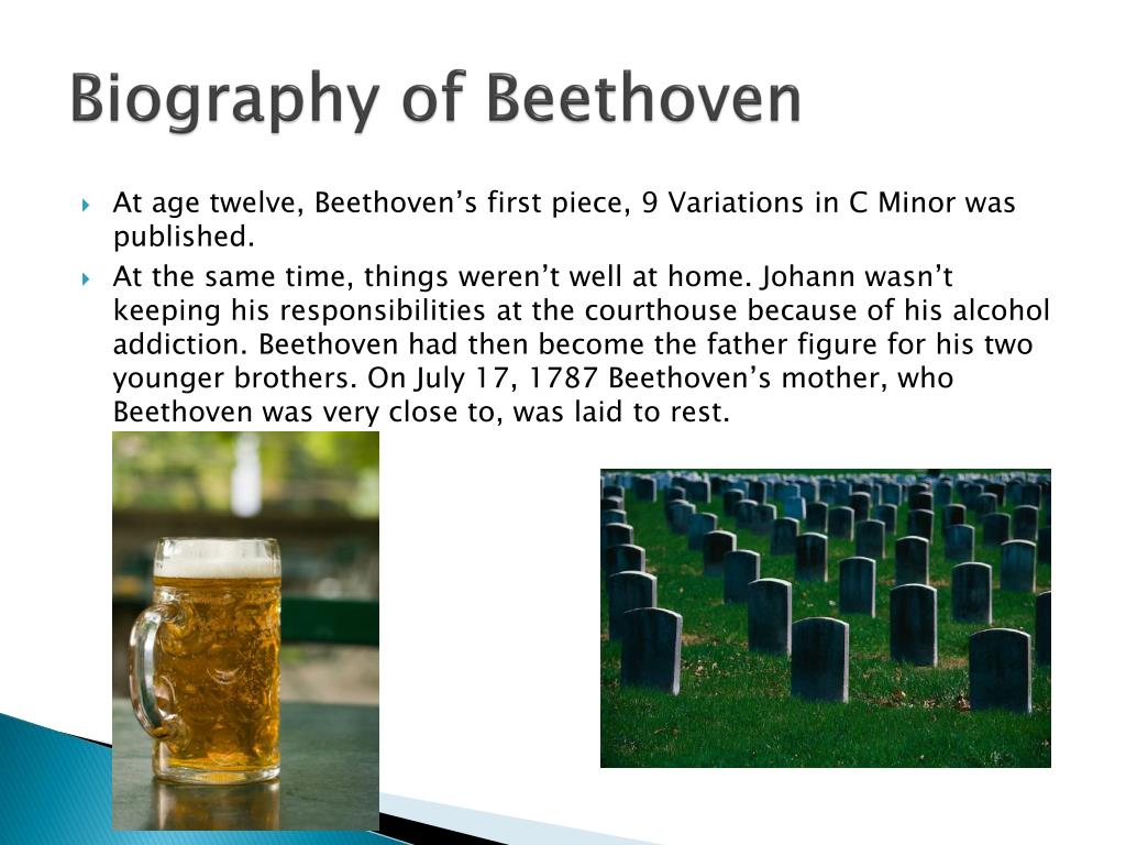 PPT - Beethoven and his 7 th symphony PowerPoint Presentation - ID